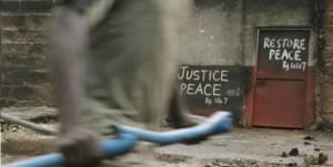 2007 Violence Kenya