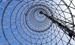 Shukhov tower. Image shot 2006. Exact date unknown.