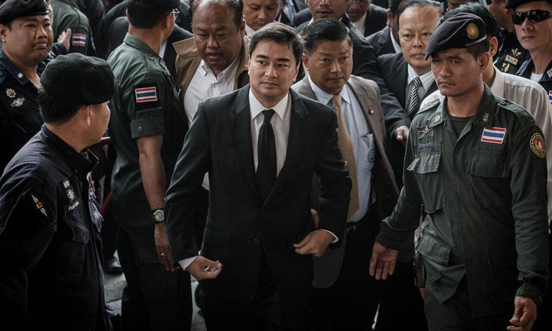 abhisit-thailand