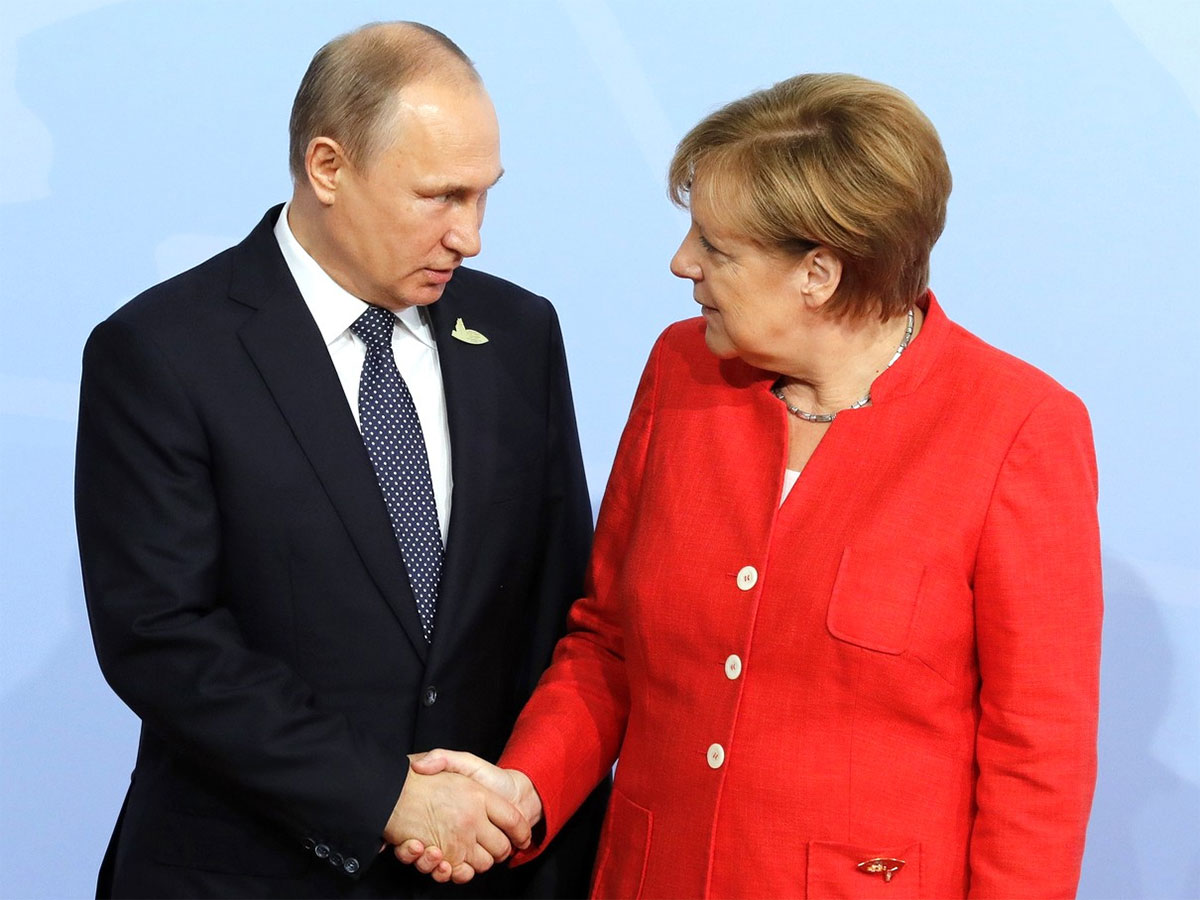 Departures Podcast with John Lough, author of 'Germany's Russia Problem: The Struggle for Balance in Europe'